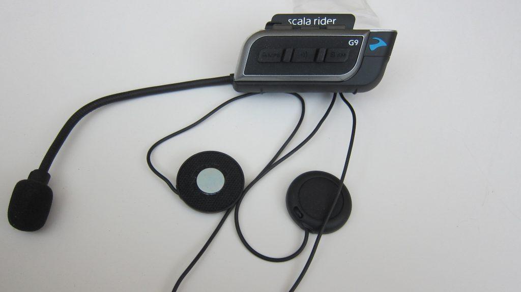 G9 зажим с установленным модулем