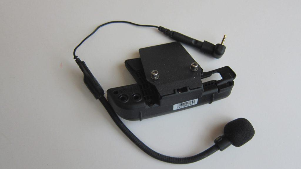 G9 микрофон на укороченной гибкой штанге