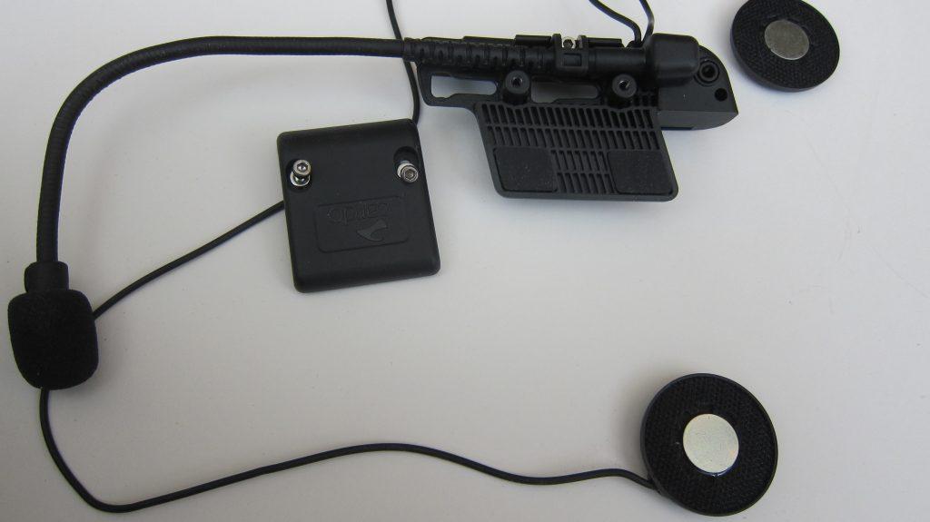 G9 съемный микрофон