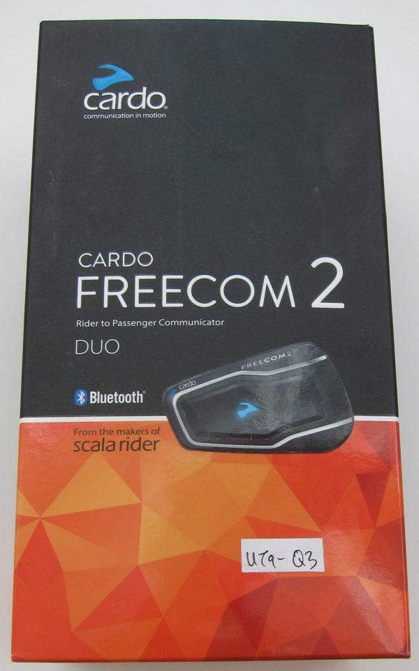 freecom 2 duo мотогарнитура коробка