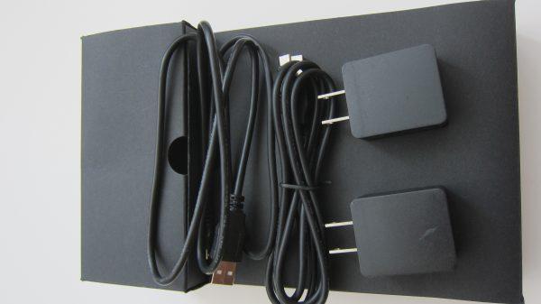 Пактолк зарядное устройство с кабелем дуо