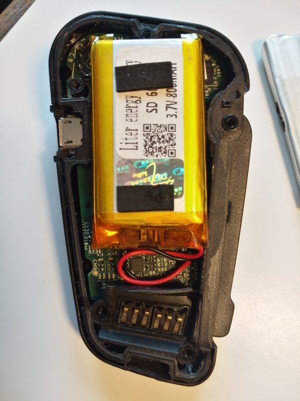 Смартпак новая батарея