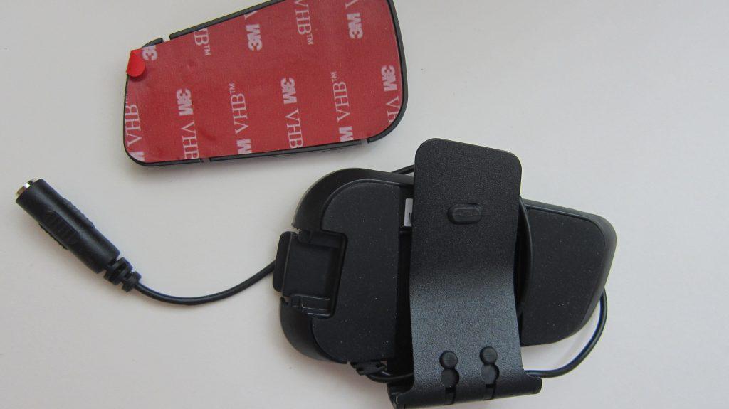 комплект крепдения к шлему мотогарнитуры кардо пактолк