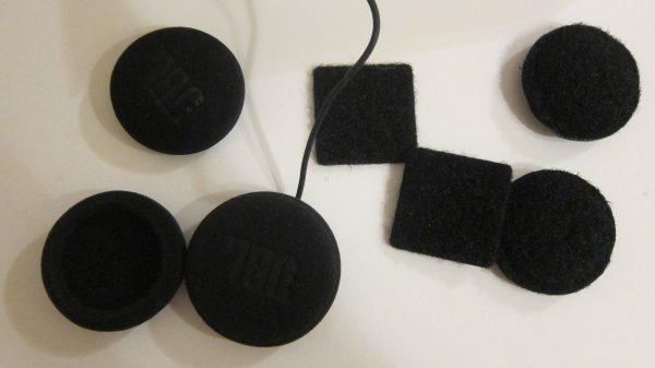 JBL наушники комплект