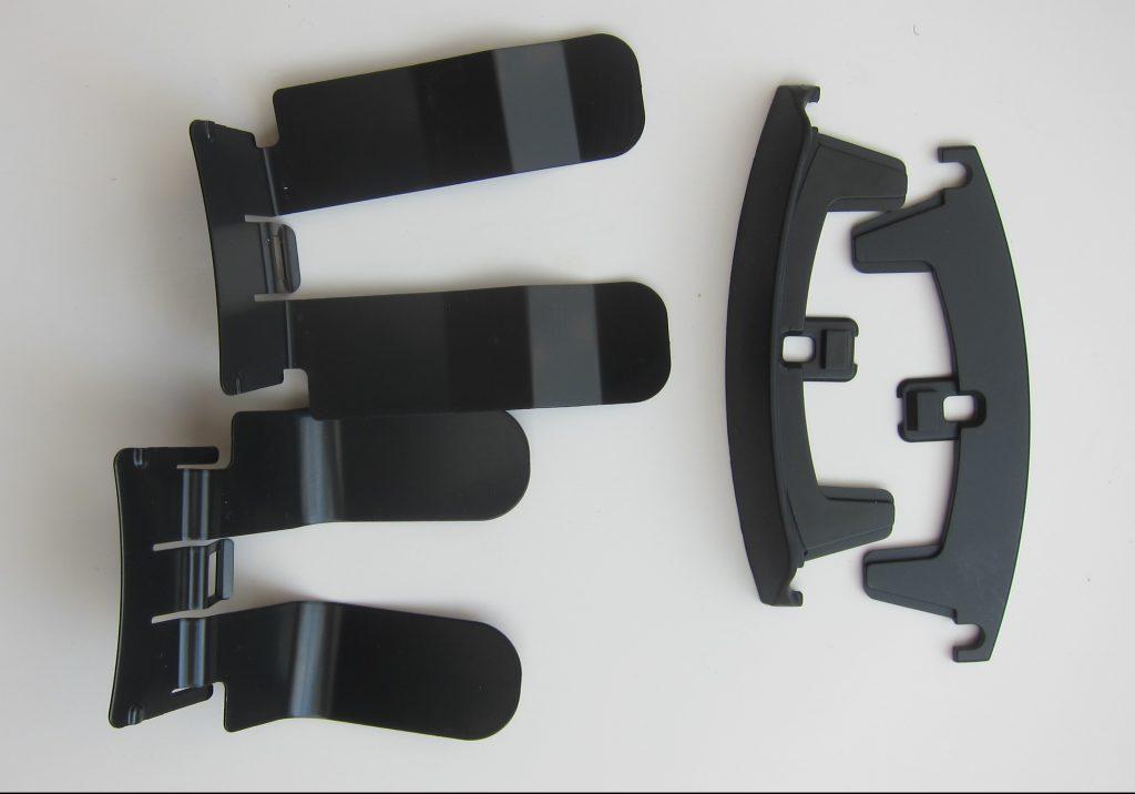 SmartH, Packtalk slim крепления основного модуля к шлему