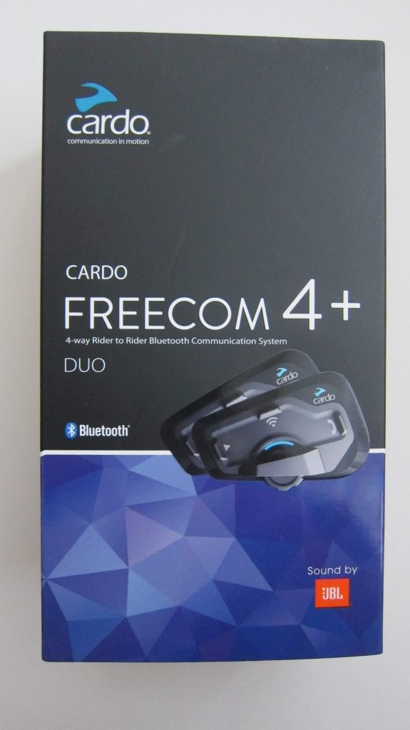 Freecom 4+ Cardo Scala RIder JBL box main