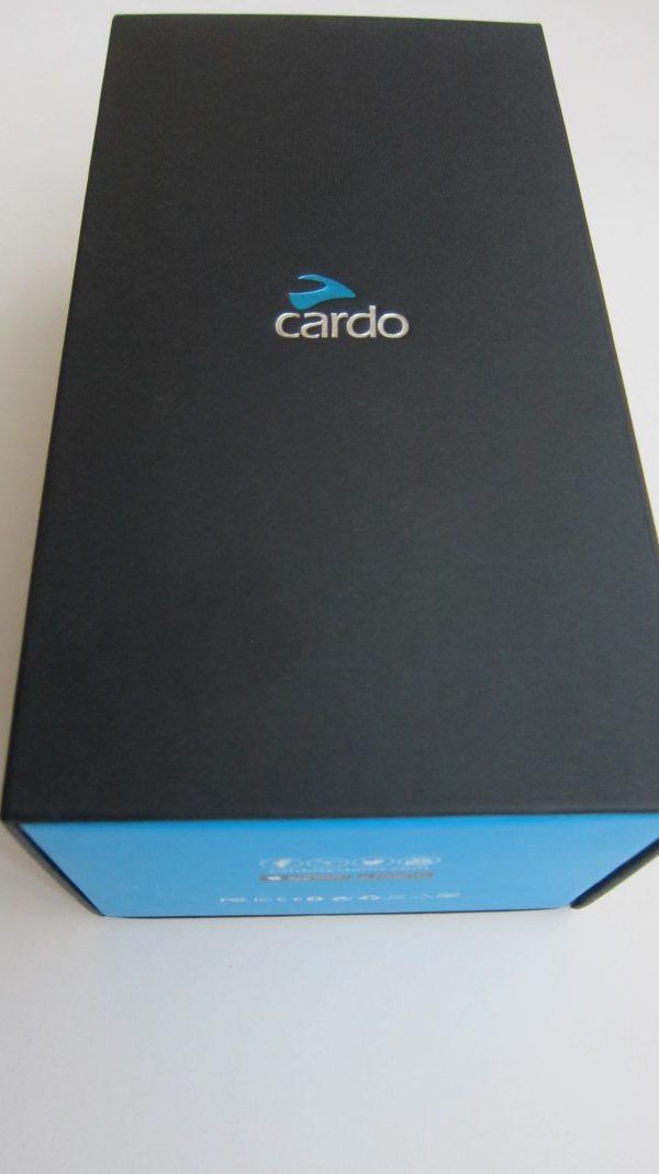 Freecom 4+ Cardo Scala RIder JBL box